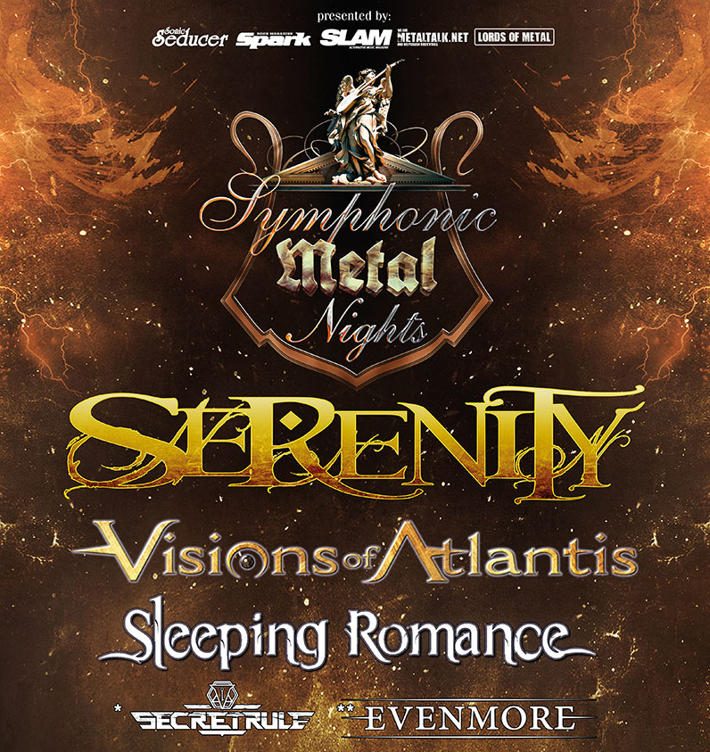 SYMPHONIC METAL NIGHTS 2018 - 23.02.2018